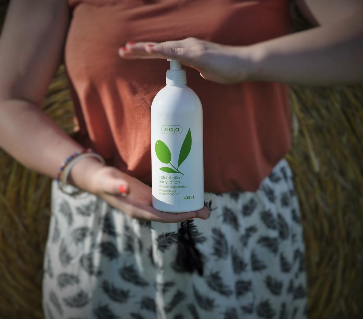 Ziaja Bodylotion - Kakaobutter, Olivenöl,Kokos & Ziegenmilch - Hautpflege für den Sommer [ Review ]